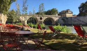 Unsichtbarer Tiber – Ponte Sisto