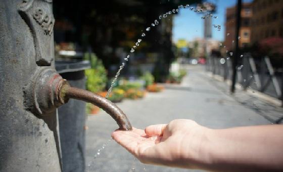 Nasoni – Trinkwasserbrunnen in Rom