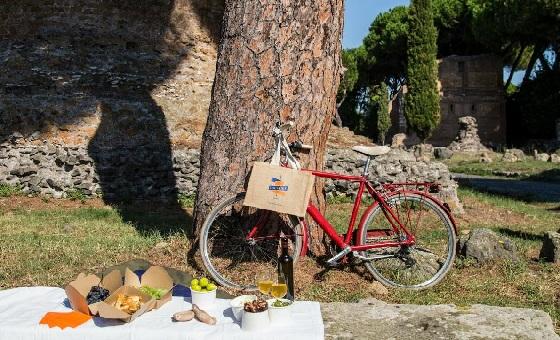 Via Appia Antica – ein Picknick gefällig?
