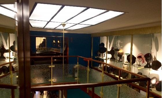 Gatsby Cafè – Hutgallerie im 1. Stock
