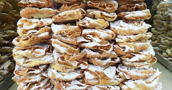 Frappe di Simona – Karnevalsgebäck