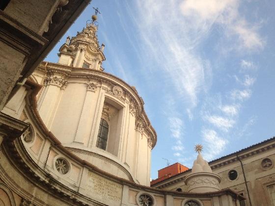 Sant'Ivo - das römische Barockjuwel