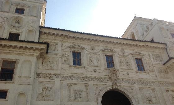 Villa Medici – Hauptgebäude