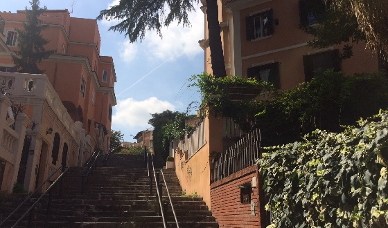 Monteverde und seine Treppen