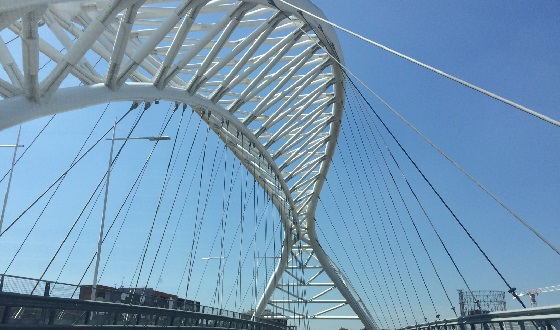Quartiere Ostiense – Ponte Settimia Spizzichino