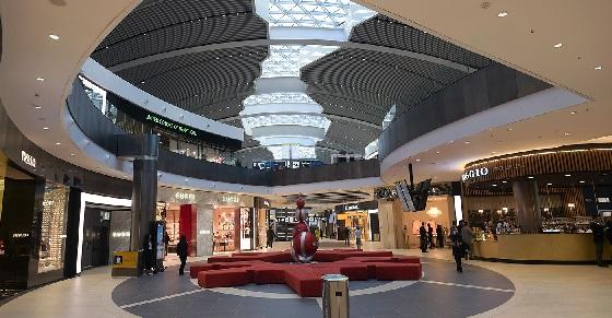 Aeroporto Fiumicino – neu eingeweihter Terminal