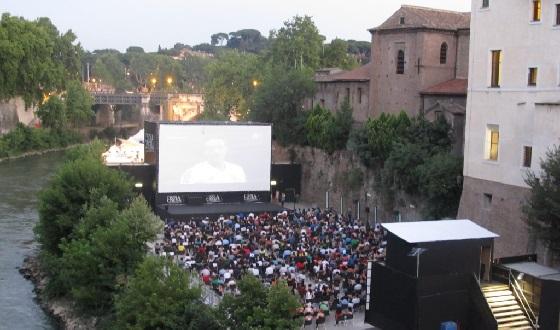 Cinema all'Aperto – Isola Tiberina
