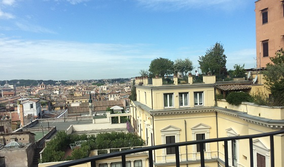Palazzo Zuccheri – und sein Weitblick der begeistert