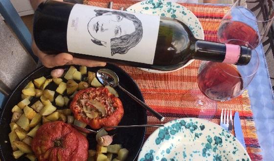 Pomodoro con Riso – auf dem Teller