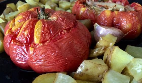 Pomodoro con Riso – auf der Gratinform